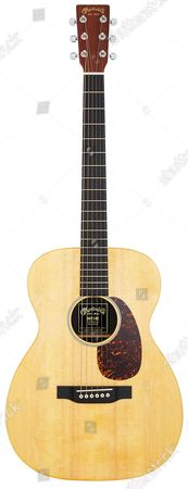 A Martin 00x1ae Electro-acoustic Guitar