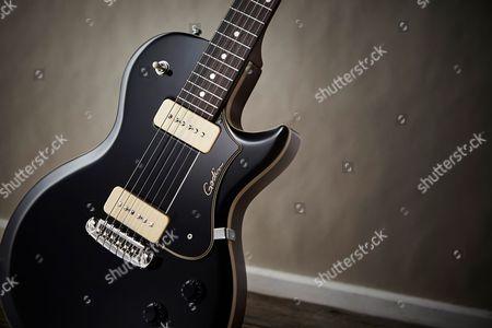 A Godin Core Ct P90 Electric Guitar