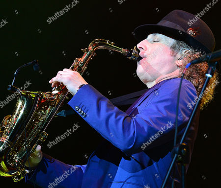 Editorial picture of Boney James in concert at Hard Rock Live, Seminole Hard Rock Hotel and Casino, Hollywood, Florida, America - 12 May 2016