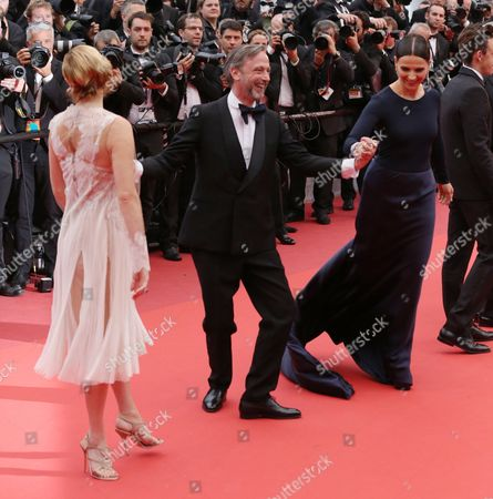 Editorial picture of 'Slack Bay' premiere, 69th Cannes Film Festival, France - 13 May 2016