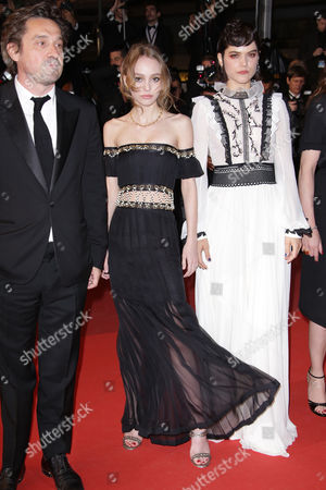 Louis-Do de Lencquesaing, Lily-Rose Melody Depp, Soko