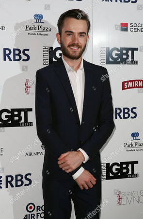 Editorial picture of The British LGBT Awards, London, Britain - 13 May 2016