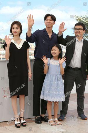 Jung Yu-Mi, Gong Yoo, Kim Su-An and Yeon Sang-Ho