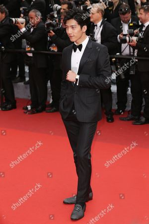 Editorial image of 'The BFG' premiere, 69th Cannes Film Festival, France - 14 May 2016