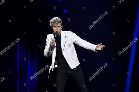 Editorial image of Eurovision Song Contest, Final, Stockholm, Sweden - 14 May 2016