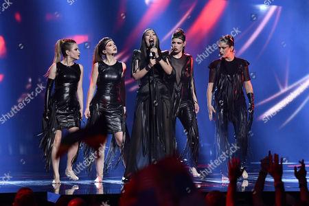 Sanja Vucic and band
