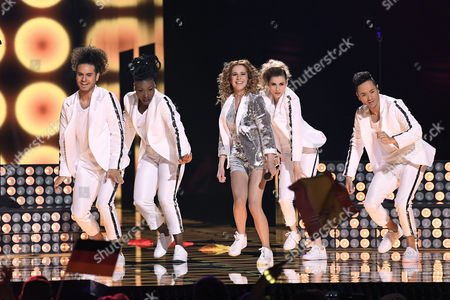 Editorial photo of Eurovision Song Contest, Final, Stockholm, Sweden - 14 May 2016