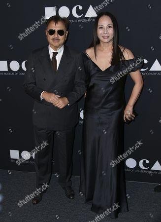 Michael Chow, Eva Chun