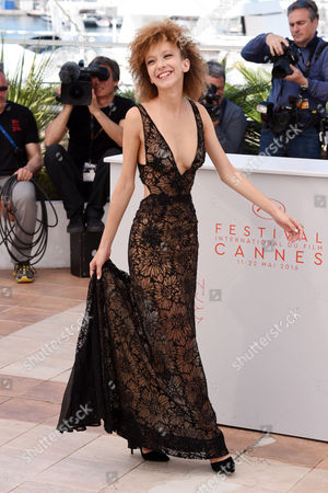 Editorial picture of 'Beyond the Mountains and Hills' photocall, 69th Cannes Film Festival, France - 15 May 2016