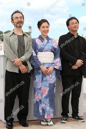 Kanji Furutachi, Mariko Tsutsui