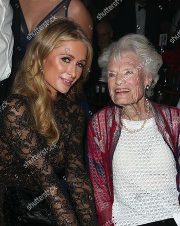 Paris Hilton, Eve Branson