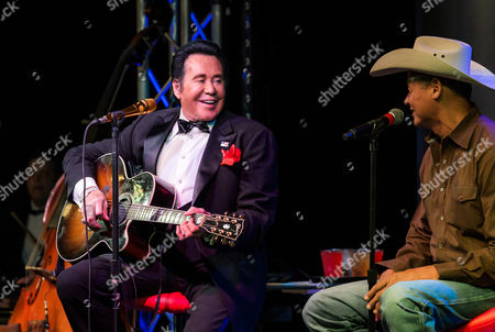 Wayne Newton and Neal McCoy