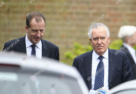 Tom Baldwin (Left), Lord Peter Hain