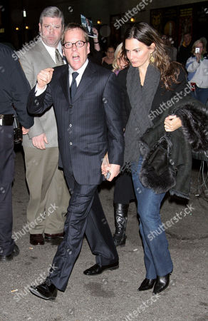 Editorial picture of 'THE LATE SHOW WITH DAVID LETTERMAN' TV PROGRAMME, NEW YORK, AMERICA - 12 JAN 2006