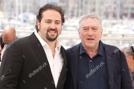 Jonathan Jakubowicz and Robert De Niro