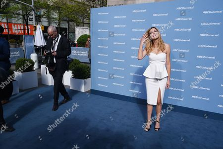 Editorial picture of NBCUniversal 2016 Upfront Presentation, New York, America - 16 May 2016
