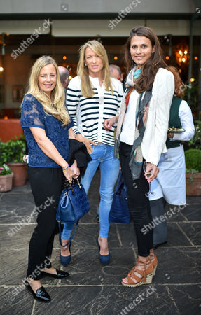 Stock Picture of Astrid Harbord, Emily Crompton and Olivia Cole