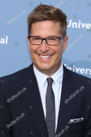 Editorial image of NBCUniversal 2016 Upfront Presentation, New York, America - 16 May 2016