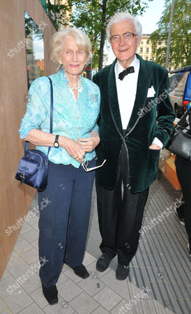 Lady Mary Elizabeth Baker and Lord Kenneth Baker