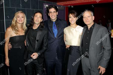 Yvonne Strahovski, Adrien Brody, Steve Klinsky (Director),, Jennifer Beals, Cambell Scott