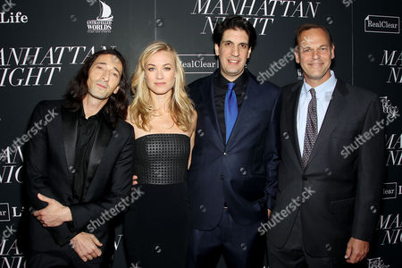 Editorial picture of New York Special Red Carpet Screening of 'Manhattan Night', America - 16 May 2016