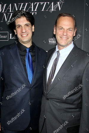 Stock Image of Brian DeCubellis (Director), Steve Klinsky (Producer)