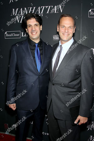 Stock Picture of Brian DeCubellis (Director), Steve Klinsky (Producer)