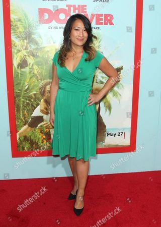 Stock Photo of Tina Huang