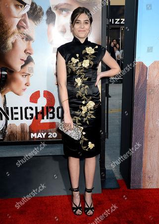 Editorial photo of 'Neighbors 2: Sorority Rising' film premiere, Los Angeles, America - 16 May 2016