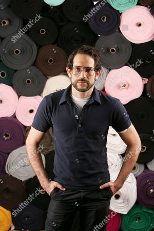 Dov Charney owner of American Apparel