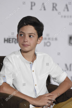 Stock Picture of Julian Fidalgo