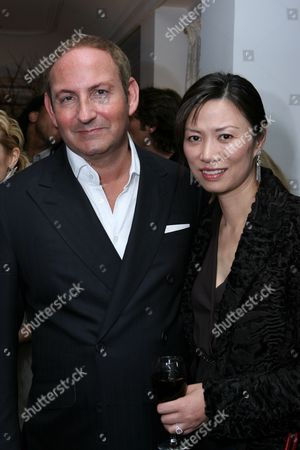 John Demsey and Wendy Murdoch