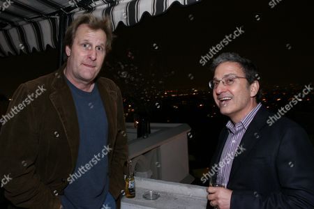 Jeff Daniels and Peter Newman