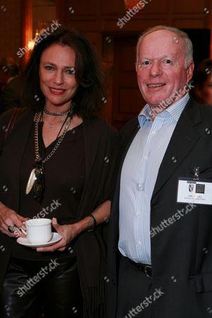 Jacqueline Bissett and Ian Jessel