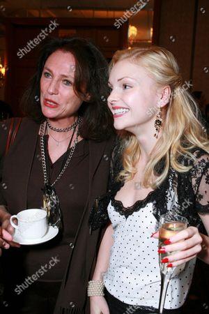 Jacqueline Bissett and Izabella Miko