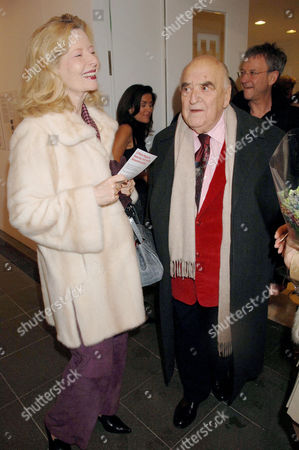 Annabelle Whitestone and Lord Weidenfeld