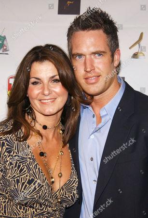 Stock Image of Eva Tamargo Lemus and husband Michael