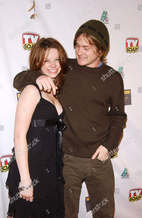 Joy Lauren and Cody Kasch
