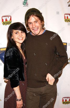 Mae Whitman and Cody Kasch