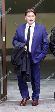 Eric Joyce Mp Leaves Westminster Magistrates Court Today Charged With Assault. Falkirk Mp Eric Joyce 54 Is On Trial Charged With Two Counts Of Common Assault And One Count Of Criminal Damage After An Incident At A Shop In Chalk Farm North London On 17 Oct.