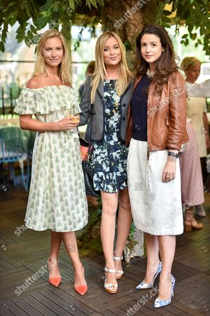 Stock Picture of Zoe Hobbs, Laura Whitmore and Shirley Leigh-Wood Oakes