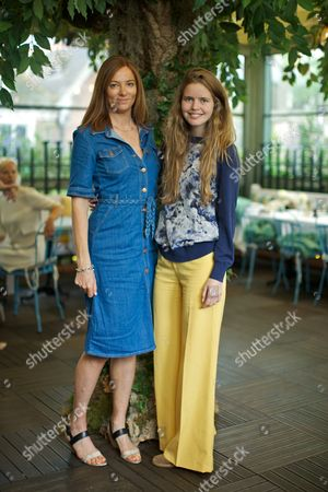 Stock Image of Penny Klein and Katie Readman