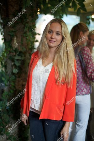 Editorial photo of Beulah and Heidi Klein Summer collections breakfast, Ivy Garden, Kensington, London, Britain - 17 May 2016
