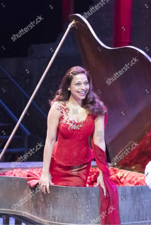 Stock Picture of Ayesha Dharker as Titania,