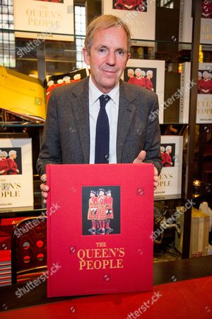 Editorial picture of 'The Queen's People' book launch, London, Britain - 17 May 2016