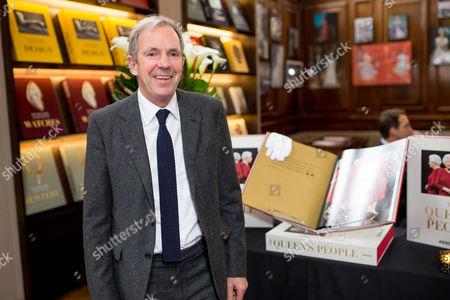 Stock Picture of Hugo Rittson-Thomas