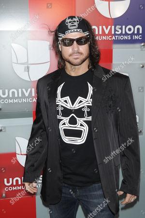 Stock Image of Johnny Mundo