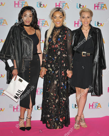 Alexandra Buggs, Karis Anderson and Courtney Rumbold