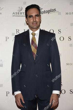 Stock Picture of Arturo Barba