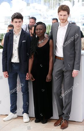 Louka Minnella, Nadege Ouedraogo and Olivier Bonnaud